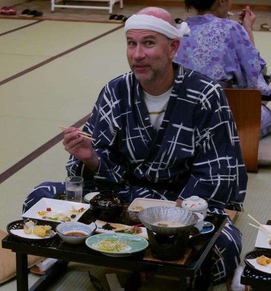 Me in Kimono