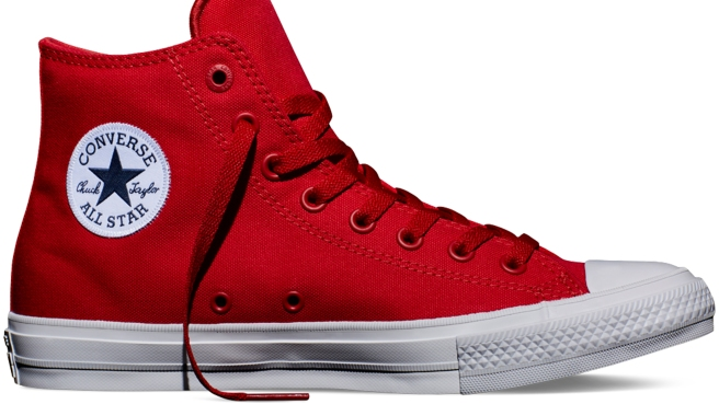 The Chuck Taylor All Star II