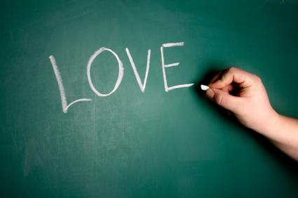 Chalkboard - Love